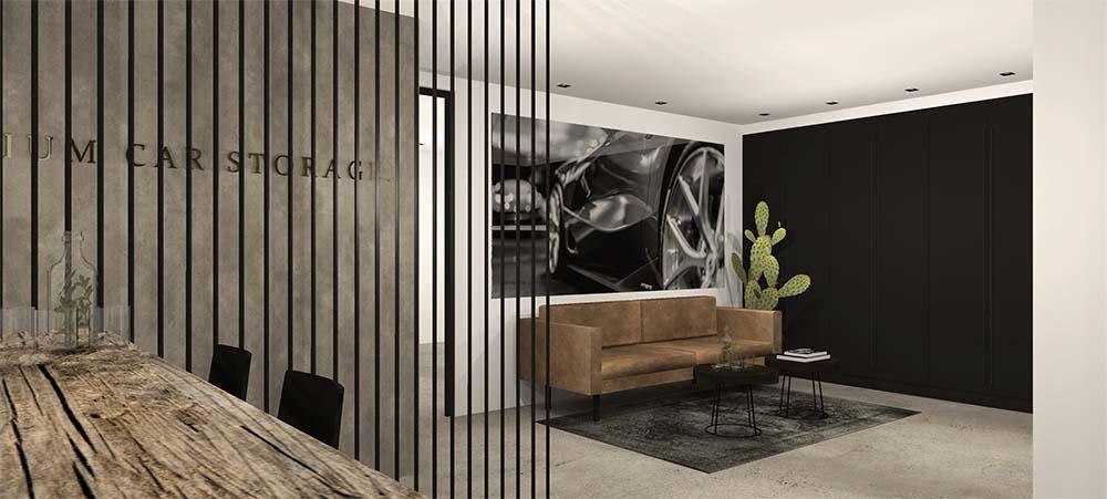 Premium Car Storage, kantoor Nuland