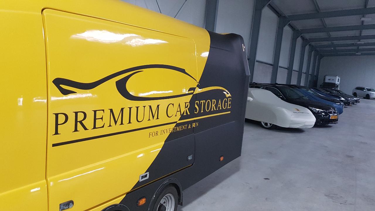 premuim car storage autoopslag nuland